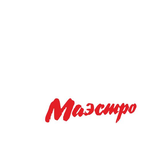 Наклейка Маэстро