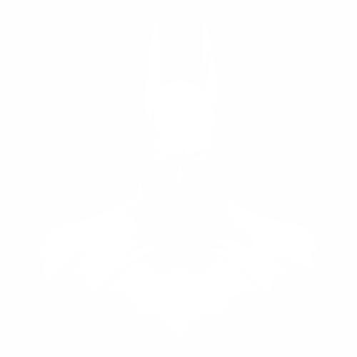 Наклейка Бетмен