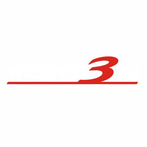 Наклейка Mazda3.ru