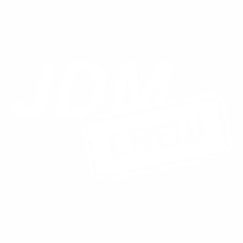 Наклейка JDM CREW