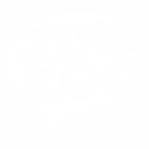 Наклейка JDM EGO