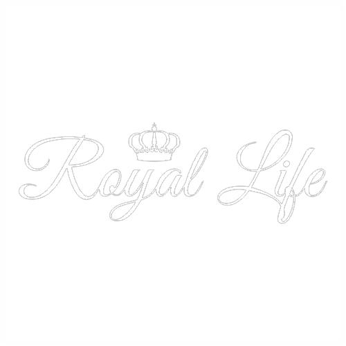 Наклейка Royal Life