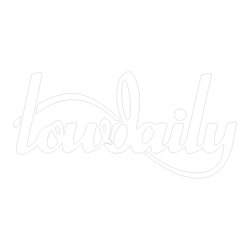 Наклейка Low Daily