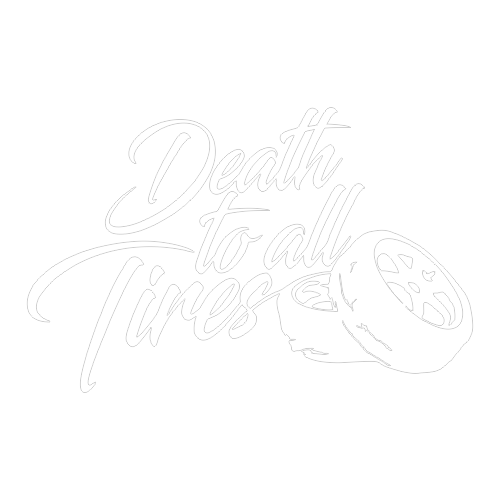 Наклейка Death to all Tires