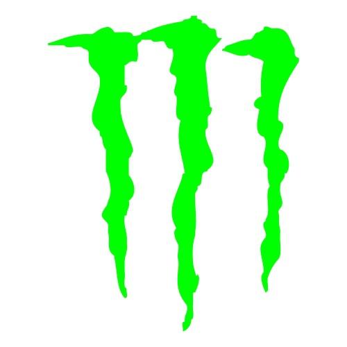 Monster Energy - 1 (флуор)