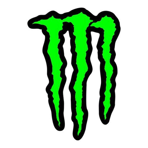 Monser Energy - 2 (печать)