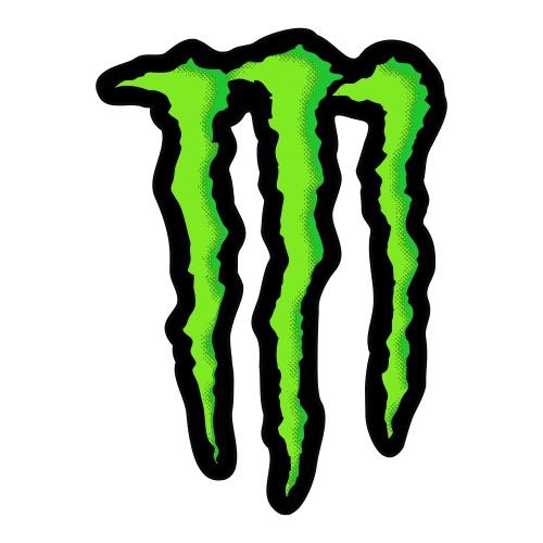 Monser Energy - 3 (печать)