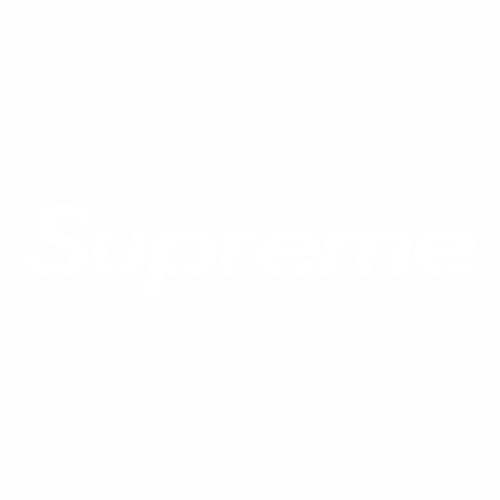 Наклейка Supreme