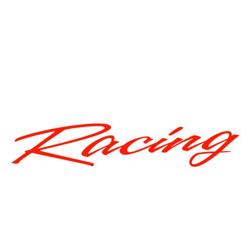Наклейка AUDI Racing