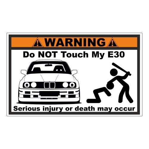 Warning E 30 (печать)