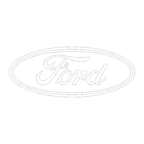 Наклейка Классический логотип FORD