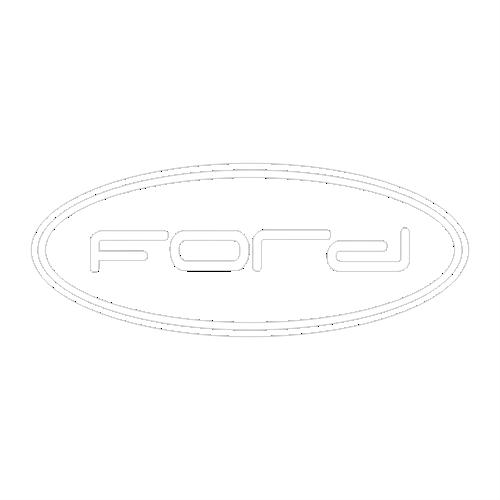 Наклейка логотип FORD