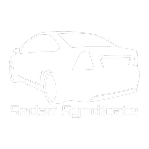 Наклейка Ford Sedan Syndicate
