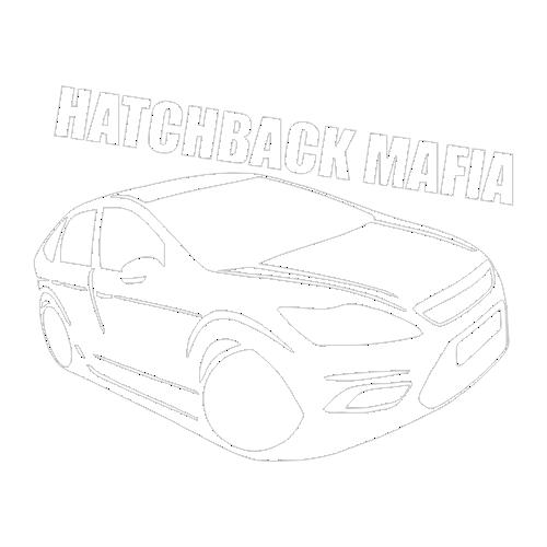 Наклейка Ford Hatchback Mafia