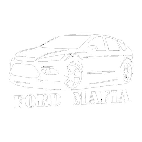 Наклейка Ford Mafia