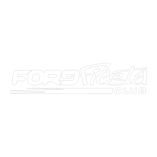 Наклейка Ford Fiesta Club