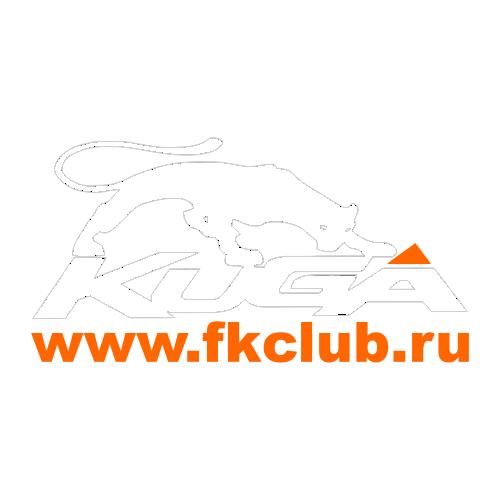 Наклейка Ford Kuga Club