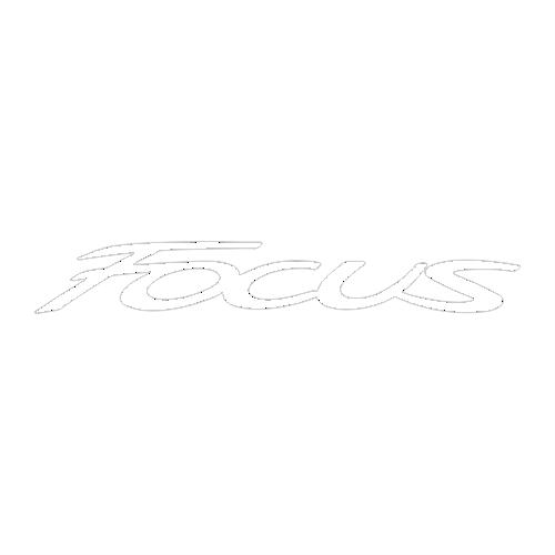 Наклейка Ford Focus