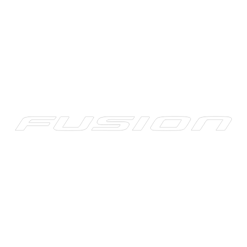 Наклейка Ford Fusion
