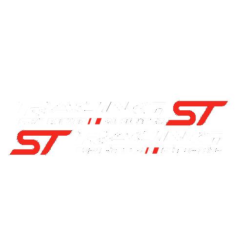 Наклейка Ford ST Racing