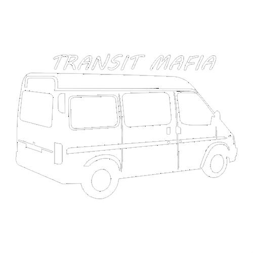 Наклейка Ford Transit Mafia