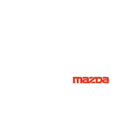 Наклейка Mazda Sports mind