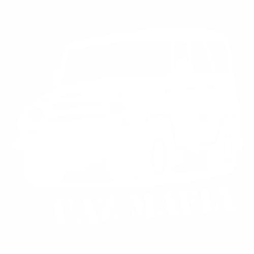 Наклейка UAZ MAFIA
