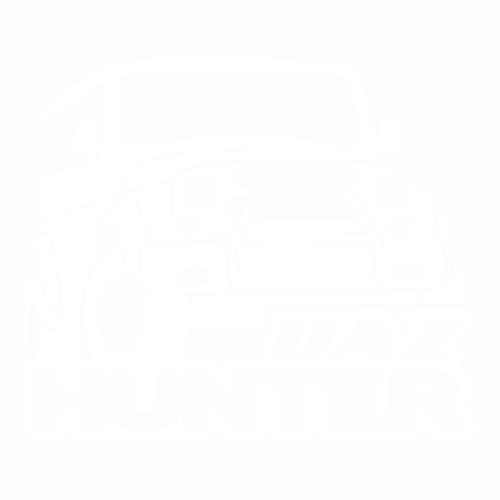 Наклейка UAZ HUNTER