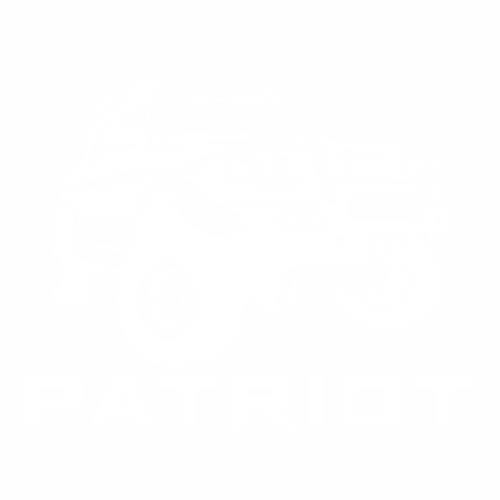 Наклейка UAZ PATRIOT