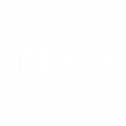 Eat, sleep, remont