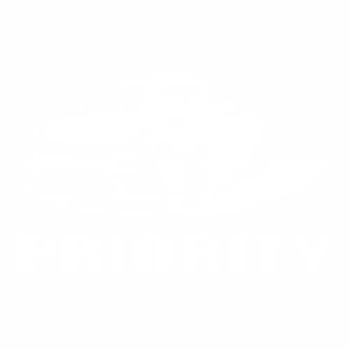 Наклейка Priority