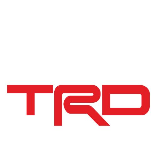 Toyota logo - 3 - TRD