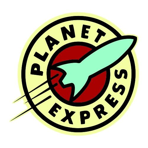 Межпланетный экспресс - 2 (печать)