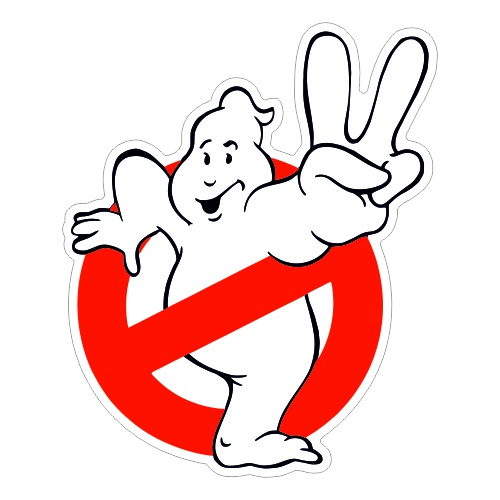 Ghost Busters logo - 2 (печать)