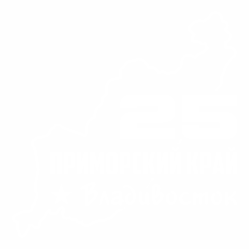 25 Регион - №1