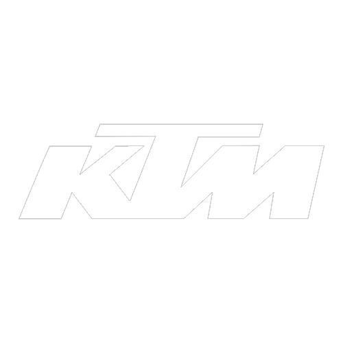 Наклейка KTM logo