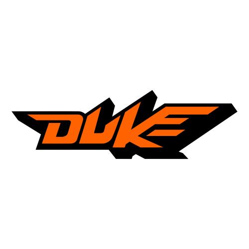 Наклейка KTM DUKE