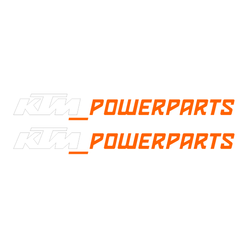 Наклейка KTM POWERPARTS