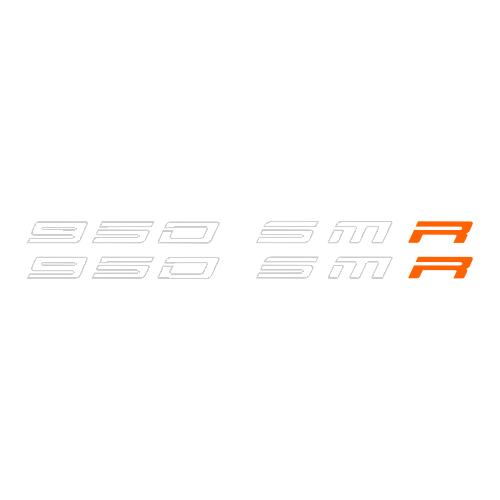 Наклейка KTM 950 SMR